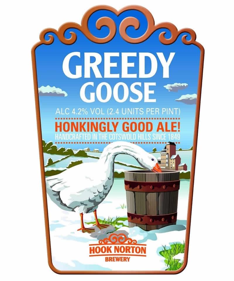 greedy-goose