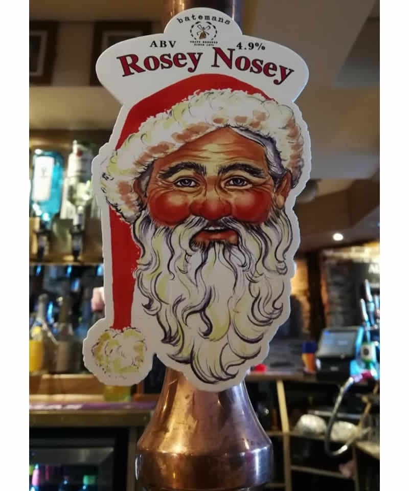 rosey-nosey