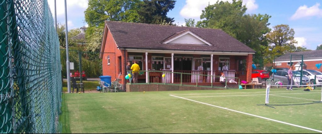 Wythall Tennis Club House